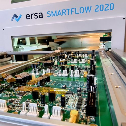 Ersa Smartflow 2020 in use